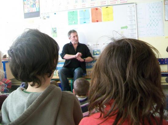 contes en maternelle février 2013