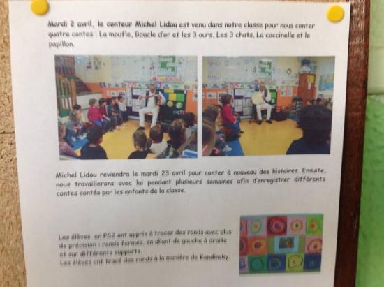 Atelier contes à Brest mai 2019