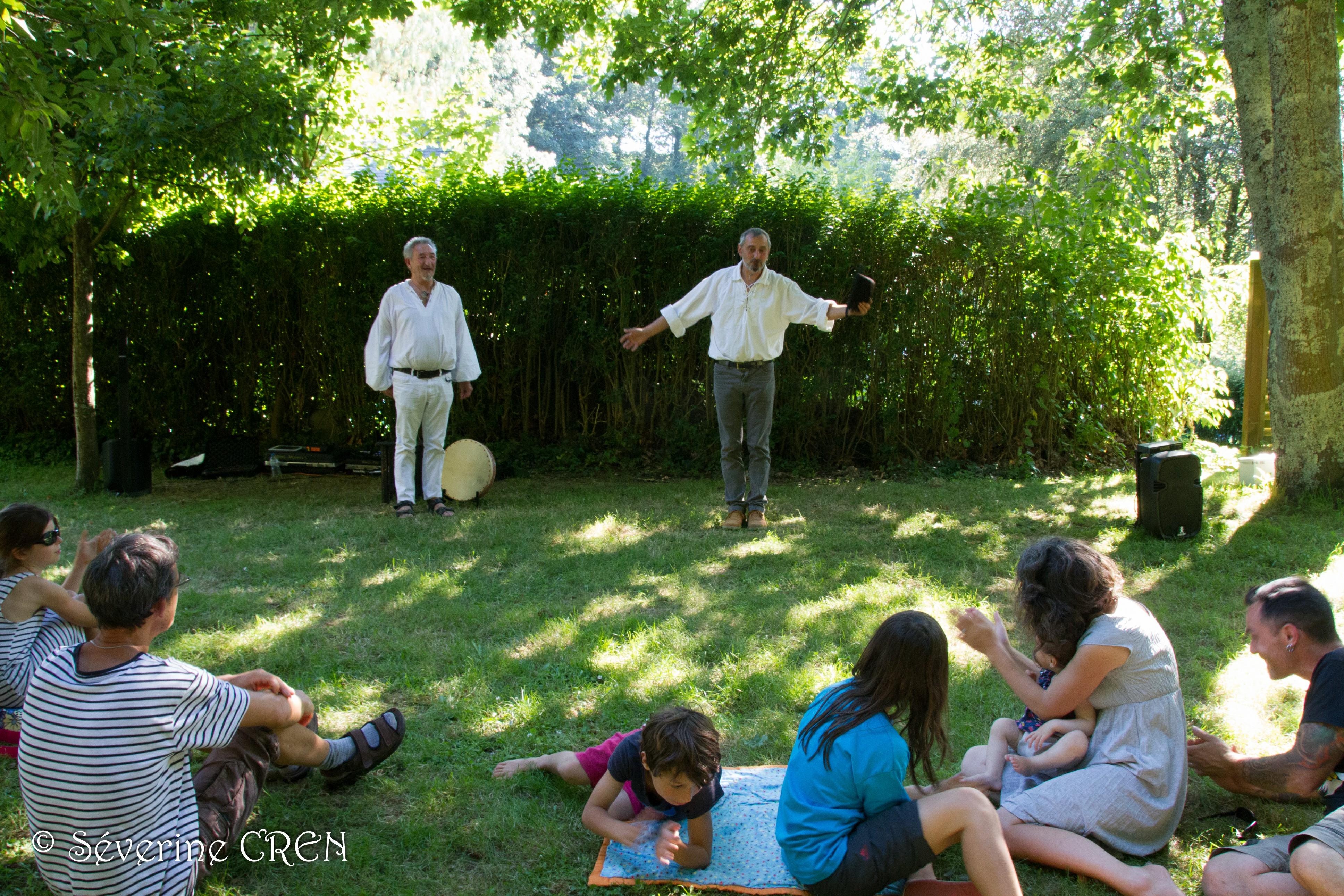 festival des jardins culturels Brest juillet 2018