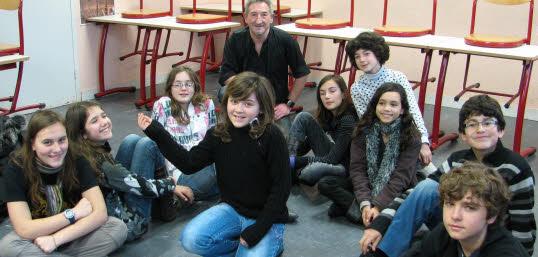 les mytophages(atelier contes au collège)