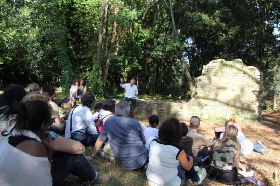 Balades contées Journées du patrimoine 2014
