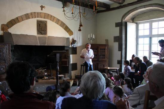 LES 500 ANS DU MANOIR DE LOSSULEN( juillet 2012)
