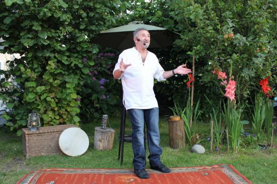 Contes & crêpes sous les pommiers 02 Août 2012