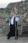 contes sur le site du grand cairn de Barnenez