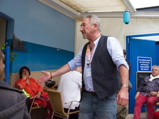 Apéro conte bar l'île aux moines Baden juillet 2016