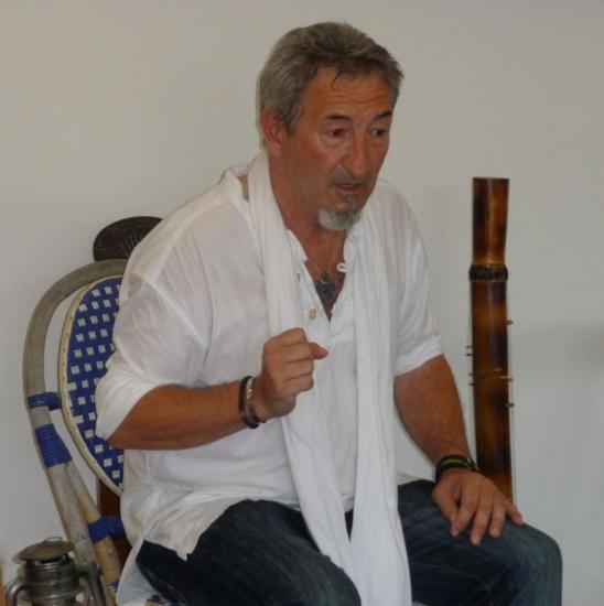 soirée contes à L'Armor Baden (Morbihan) juillet 2014