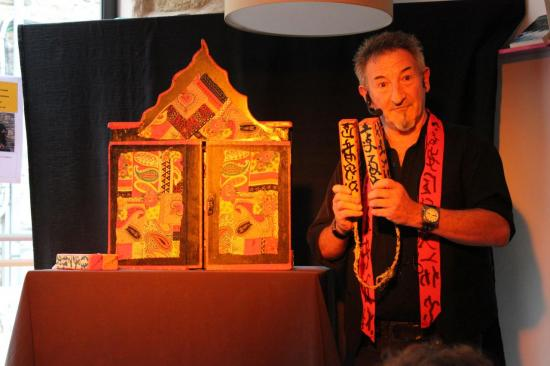 kamishibai en spectacle