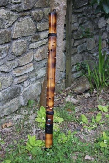 LA VAHLIE (harpe malgache)
